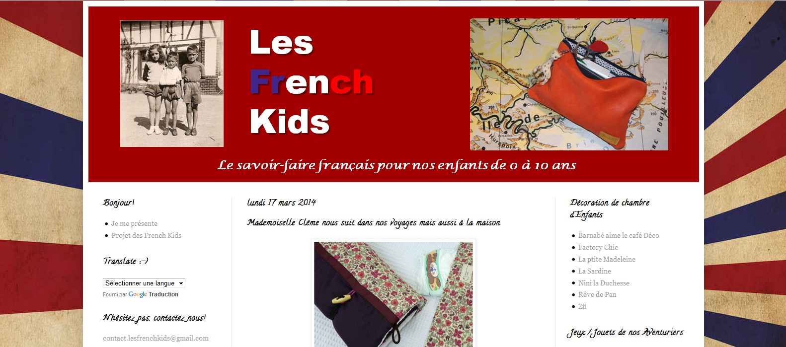 les french kids