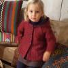 Manteau enfant demi-saison, 2 ans très chic !