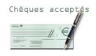 Paiement cheque